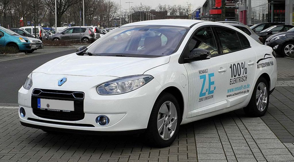 Renault Fluence Fiyatları - Renault Elektrikli Araba Fiyatları