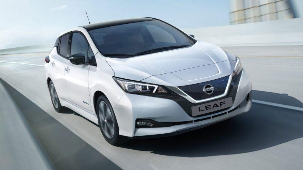 Nissan Leaf Fiyatları - Otonom Araba Fiyatları