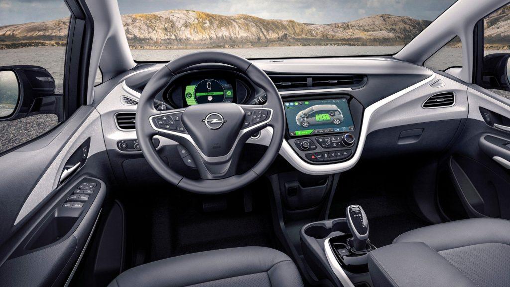 Opel Ampera-E elektrikli araba fiyatları