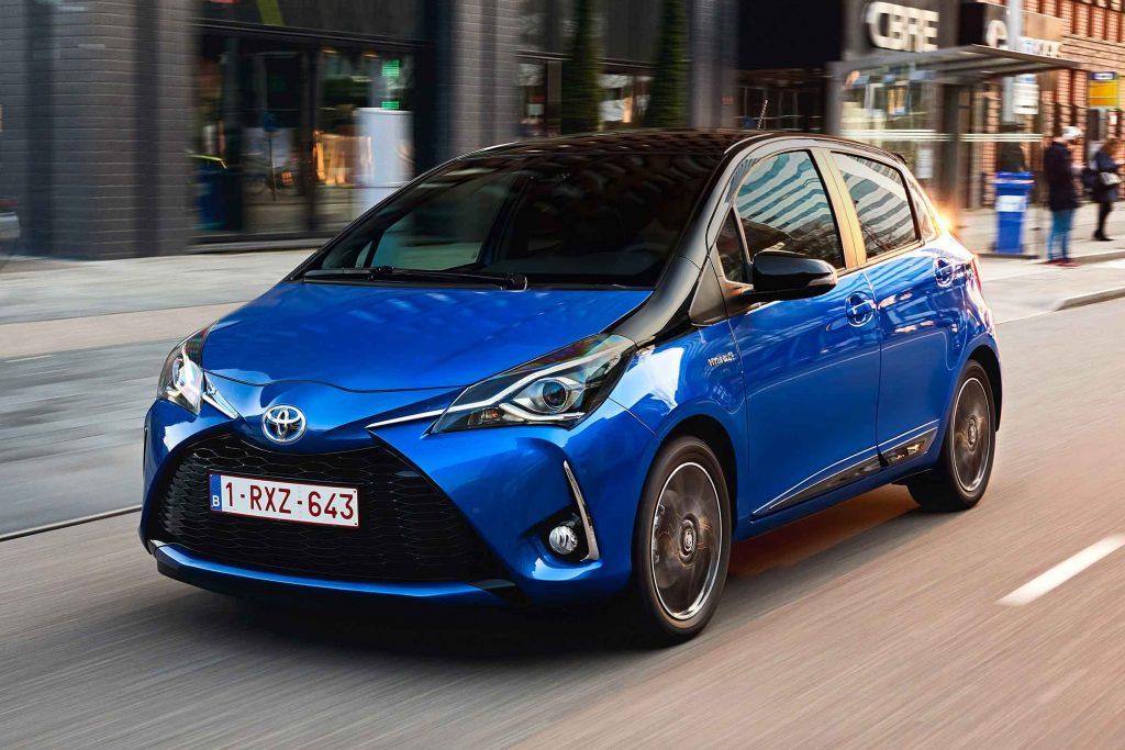 Toyota Yaris Elektrikli Araba Fiyatları - Toyota Hibrit araba Fiyatları