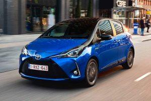 Toyota Yaris hybrid fiyatları - Toyota Hybrid Elektrikli Araba Fiyatları