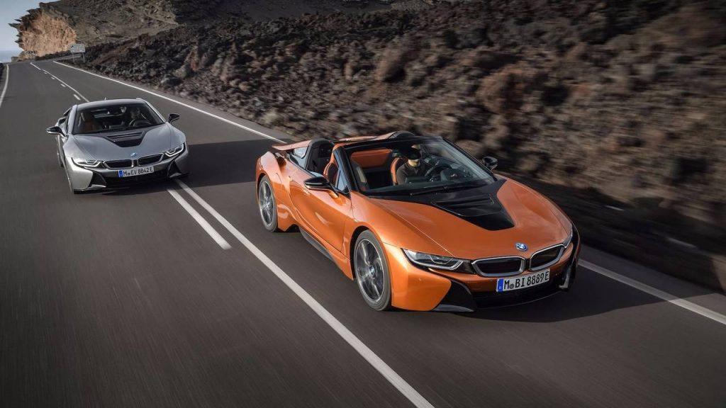 Güncel BMW i8 fiyatları BMW i8 araba fiyatları
