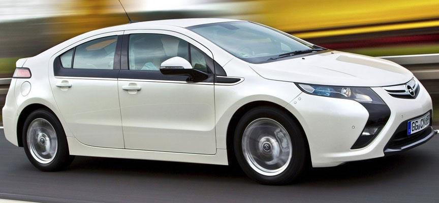 Opel Ampera Fiyatları - Opel Hybrid araba fiyatları