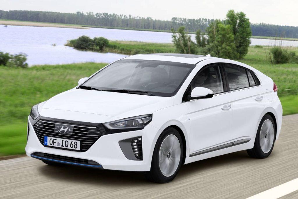 Hyundai Ioniq Fiyatları - Hyundai hibrit araba fiyatları - Hyundai Elektrikli Araba fiyatları 2018