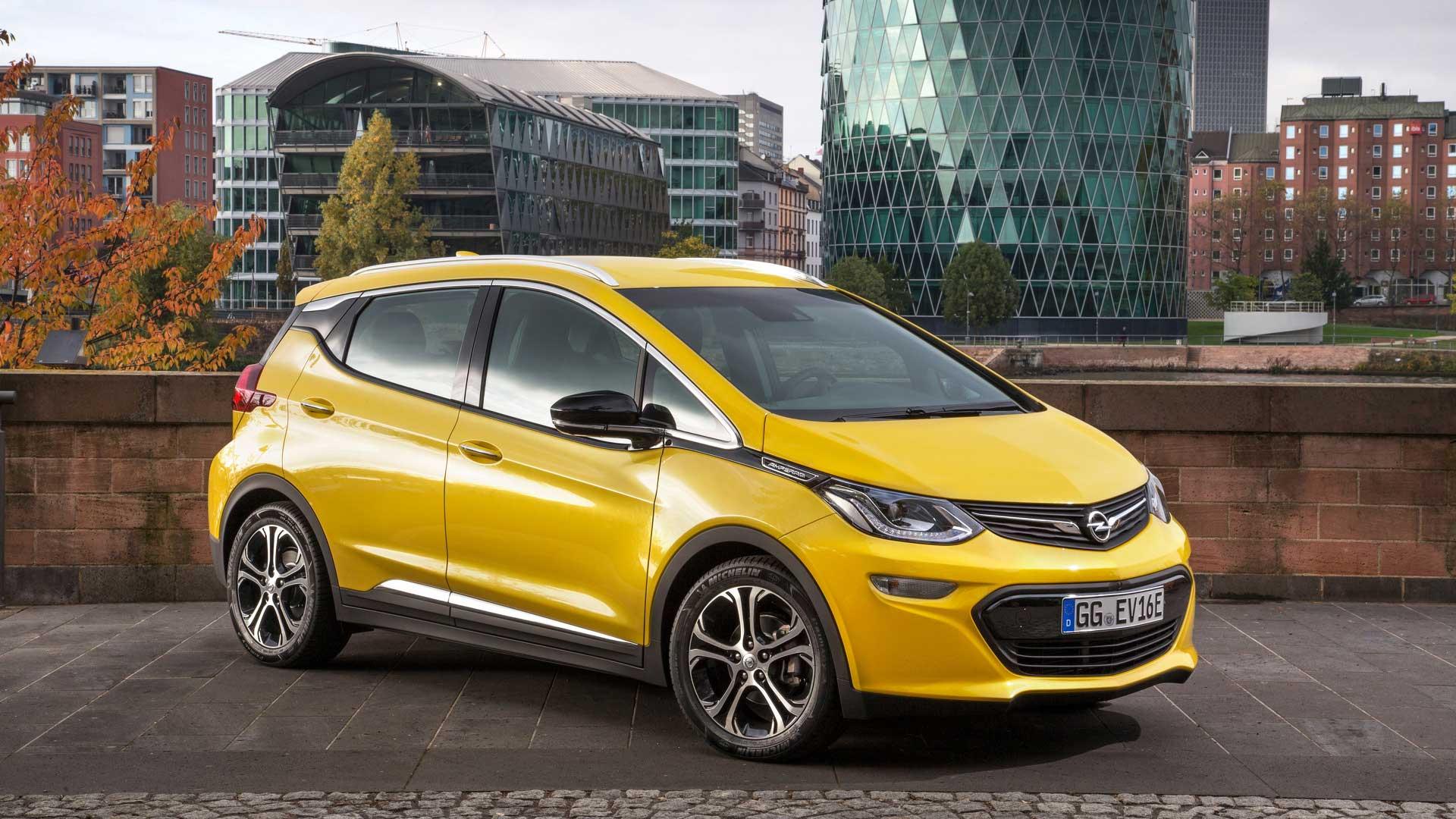Opel Ampera-e fiyatları 1