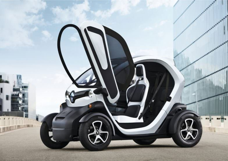 Renault Twizy Fiyatları - Renault Elektrikli Araba Fiyatları