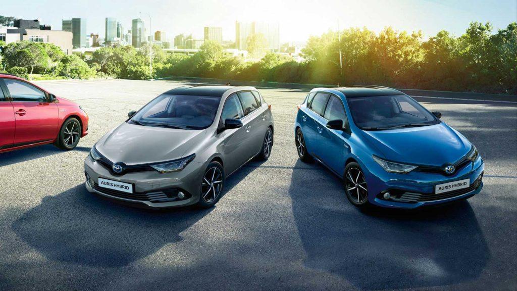 Toyota Hibrit araba fiyatları - Toyota Elektrikli Araba Fiyatları - Toyota Auris