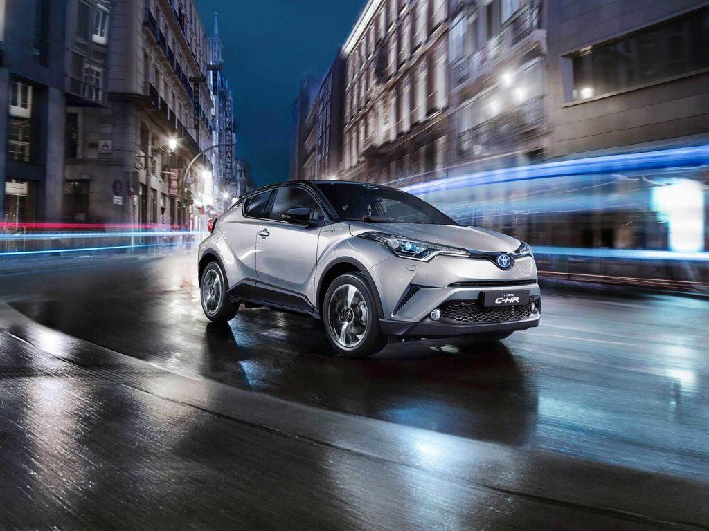 Toyota C-HR fiyatları - Toyota hibrit Araba Fiyatları - Toyota Elektrikli Otomobil fiyatları