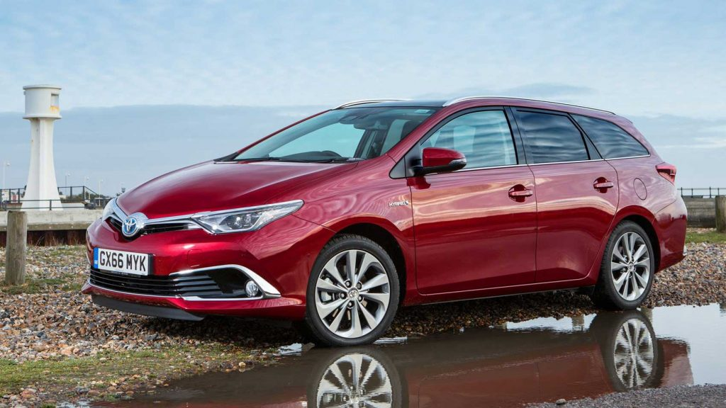 Toyota Auris Hybrid araba fiyatları - Toyota auris hybrid - Toyota hybrid araba fiyatları