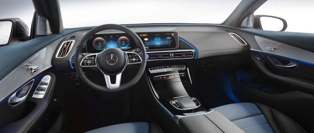 Mercedes EQC 400 4Matic - Mercedes Suv Elektrikli Araba Fiyatları