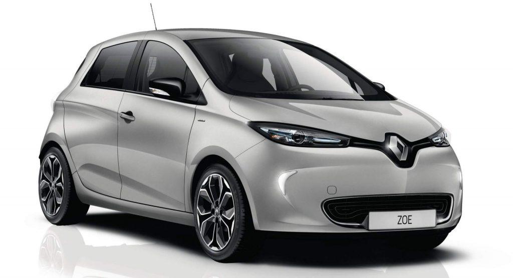 Renault Zoe iconic fiyatları - Renault Elektrikli Araç Fiyatları