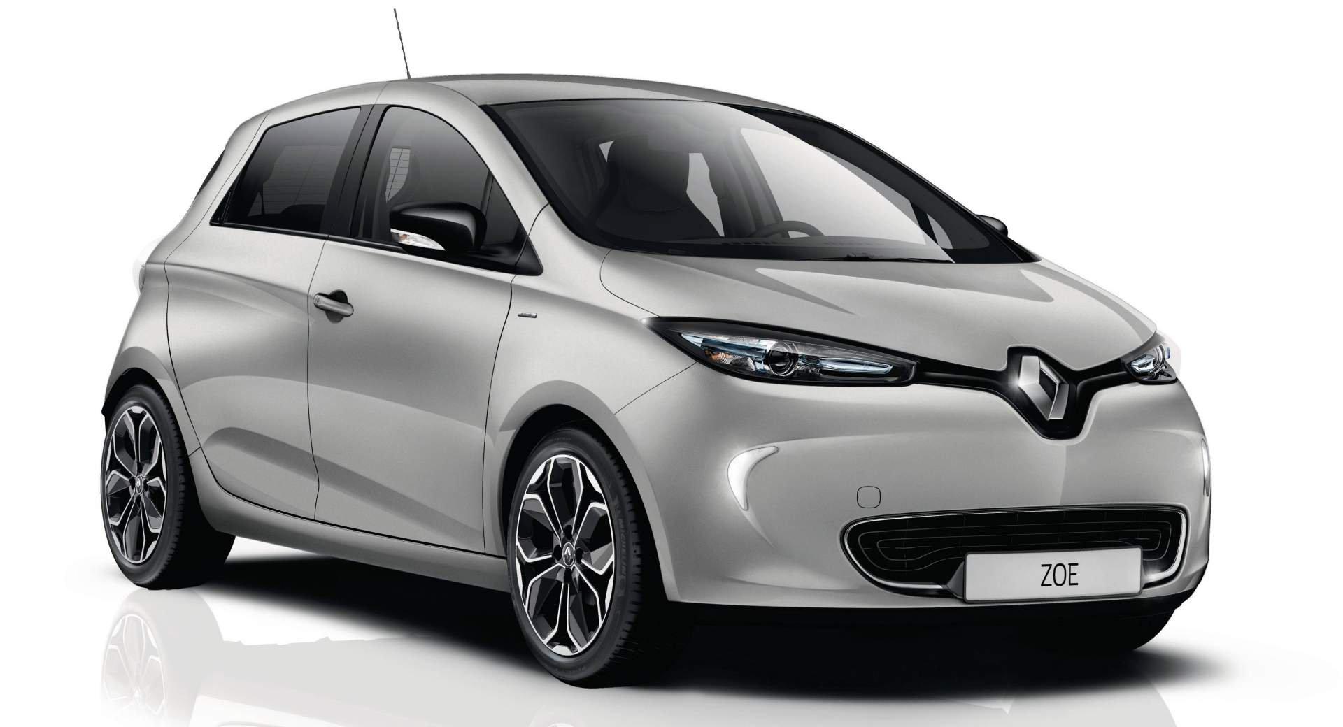 Renault Zoe Iconic Özel Seri 2