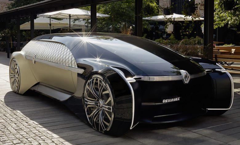 Renault EZ-ULTIMO: Otonom Araba Konsepti 1