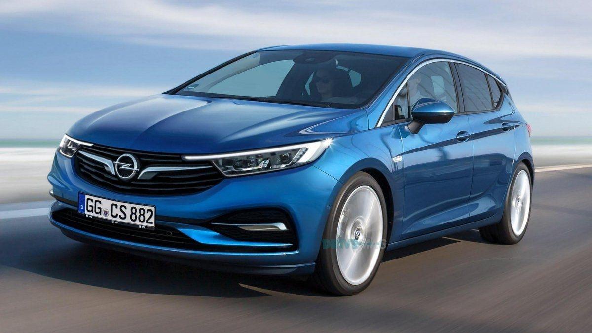 Opel Astra hybrid oluyor!