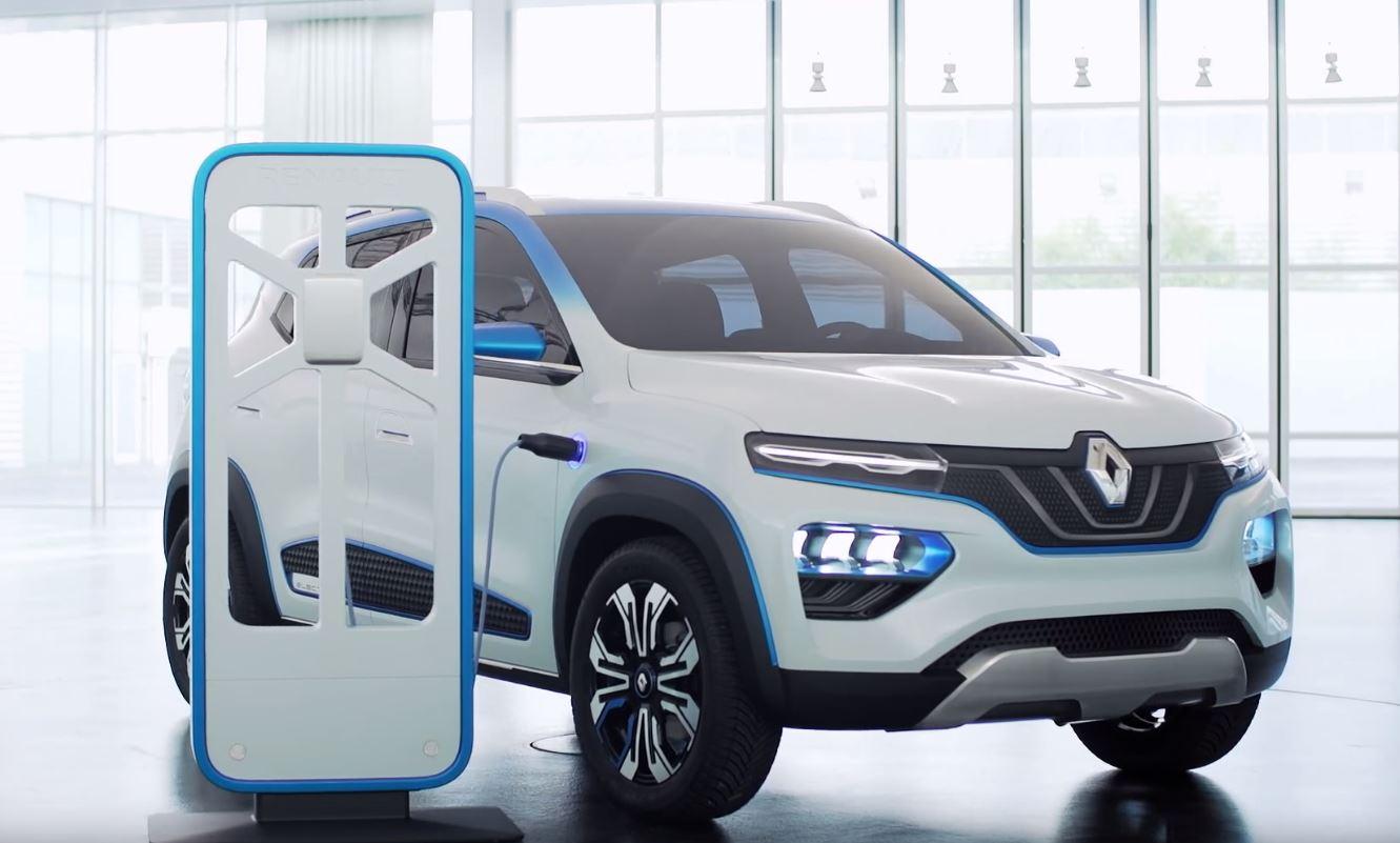 Renault elektrikli araba fiyatları - Renault K-ZE fiyatları