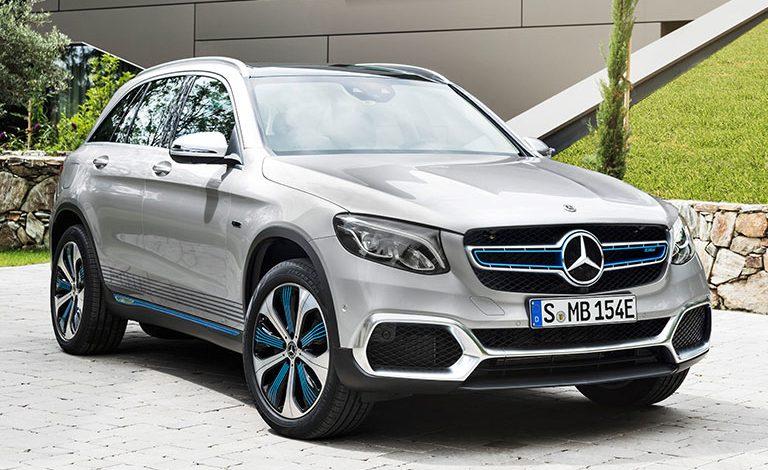 Mercedes Benz GLC F-CELL: Hidrojenle Çalışan Hybrid Araba 1