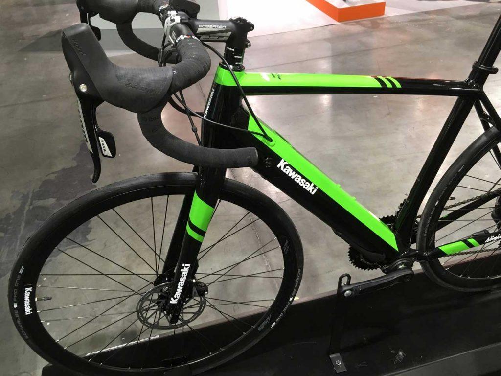 Kawasaki Elektrikli Bisiklet