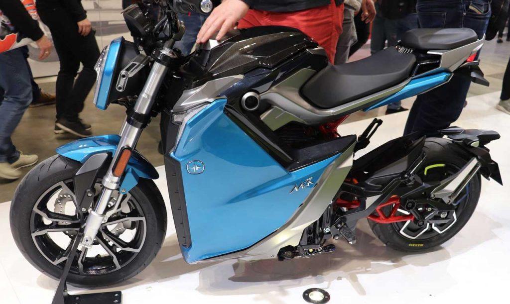 Otto Bikes Elektrikli Motosiklet