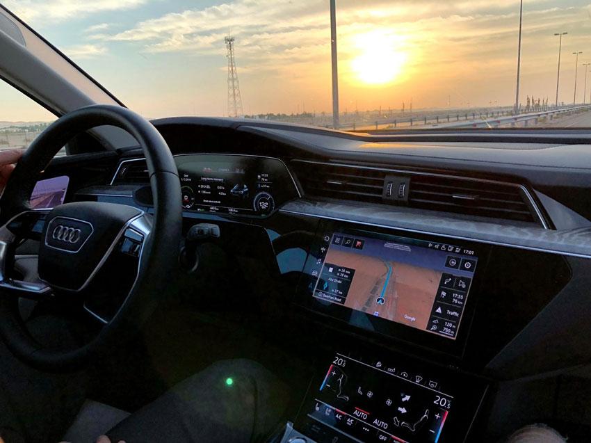 Audi e-tron Fiyatı ve Özellikleri