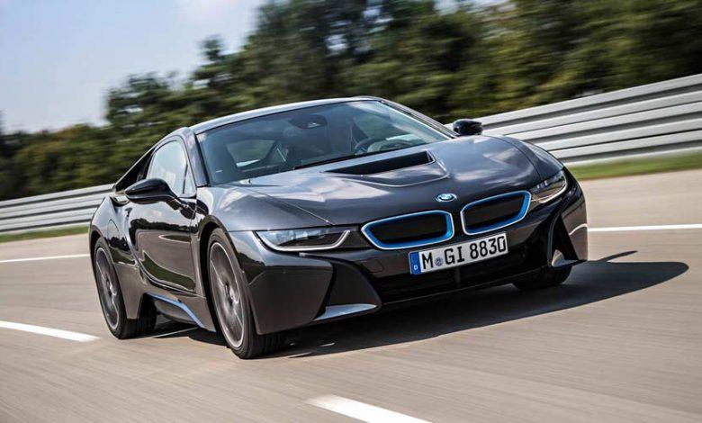 BMW i8 Fiyatı ve Özellikleri 2