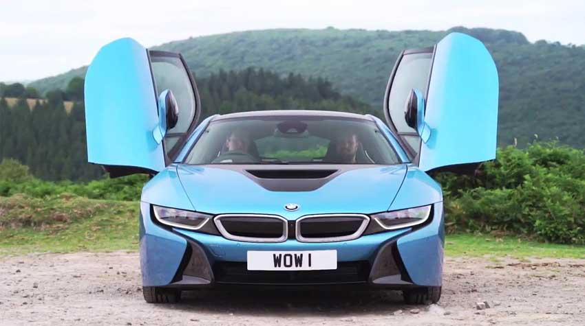 BMW i8 Fiyat - BMW i8 Özellikleri