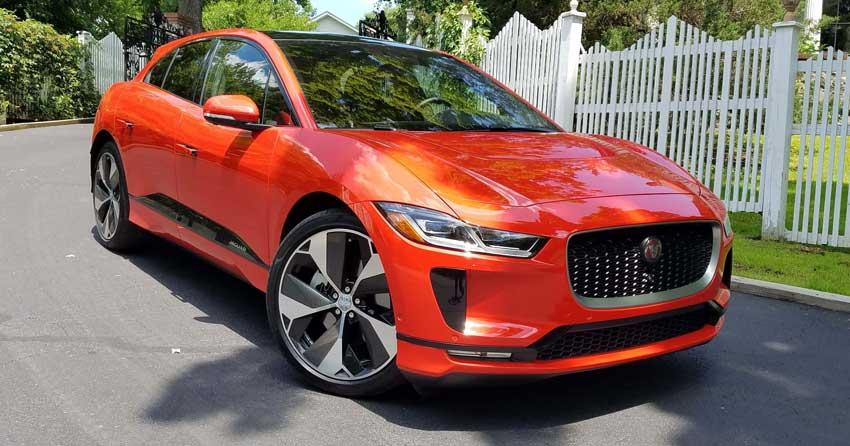 Jaguar iPace Fiyatı - Jaguar i-Pace Özellikleri