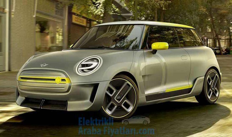 MINI Cooper Elektrikli Fiyatı ve Özellikleri 1