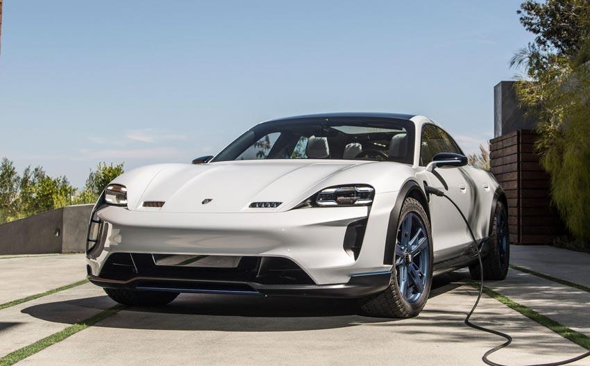 Porsche Taycan Ne Zaman Çıkacak