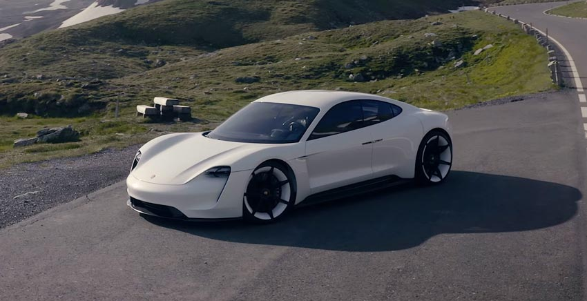 Porsche Taycan Fiyatı ve Özellikleri 2