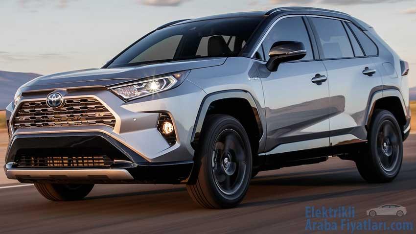 Toyota RAV4 Hybrid Fiyatı