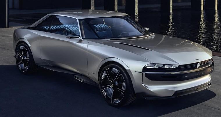 Peugeot E-Legend Konsepti Türkiye Fiyatı