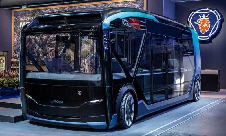 Scania NXT Otonom, Elektrikli ve Modüler Taşıt Konsepti 3