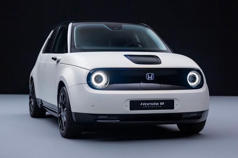 Honda e, İngiltere'de ön siparişe açıldı