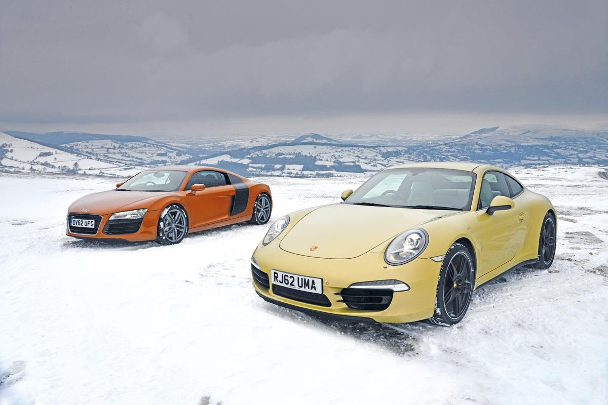 Porsche ve Audi Birlikte Çalışarak Elektrikli Otomobil Üretecek