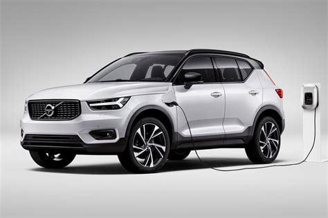 Volvo, Elektrikli XC40 SUV Aracının Dizayn Ayrıntılarını Açıkladı