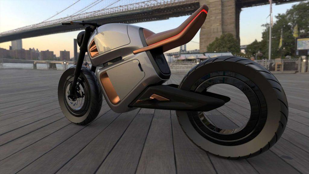 Ultrakapasitör ile fark oluşturan elektrikli motosiklet tasarımı