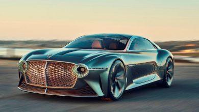 Bentley Elektrikli Modeli
