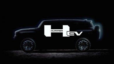 Elektrikli Hummer
