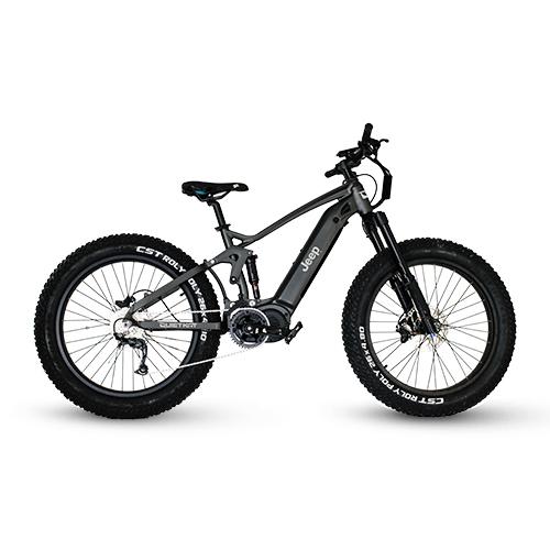 Jeep elektrikli bisiklet