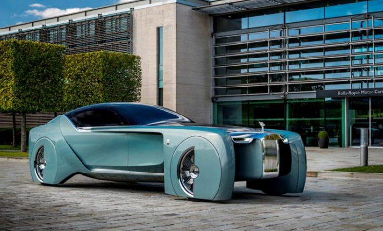 Elektrikli Rolls Royce Silent Shadow