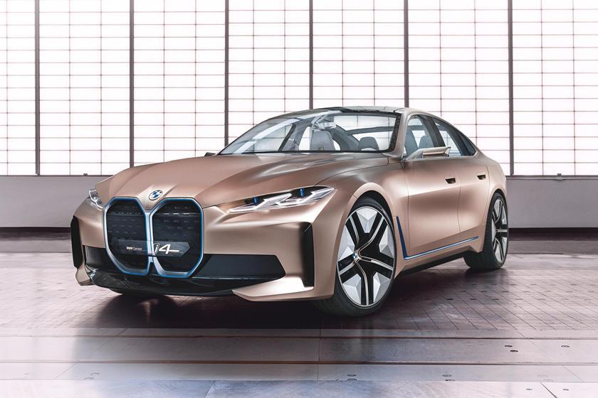 Elektrikli BMW i4