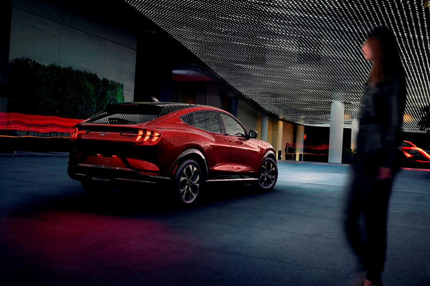 2022 Ford Mustang Mach E