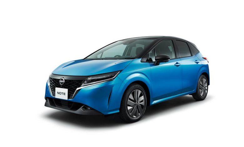 Elektrikli Nissan Note