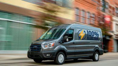 Elektrikli Mercedes Sprinter, Ford E-Transit ile Kapışacak