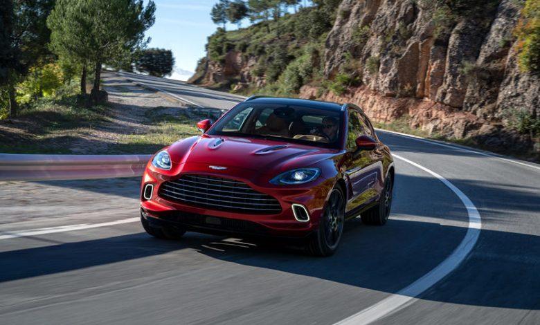 Aston Martin 2025